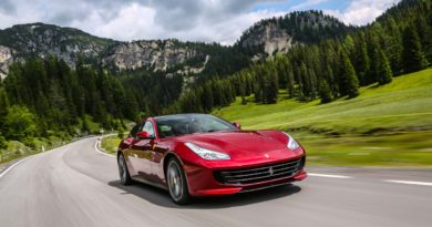 Ferrari GTC4 Lusso: Most Beautiful Supercar