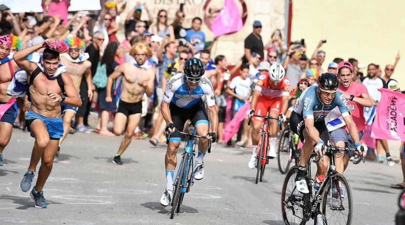 Big Start in Israele per il 101° Giro d'Italia