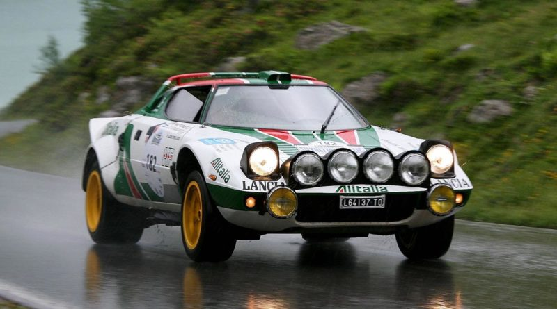 Lancia Stratos World Symposium